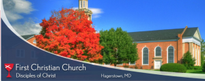 Image of First Christian Church Hagerstown